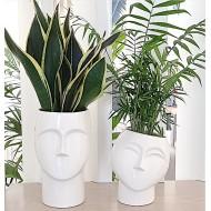 Decorative head vases