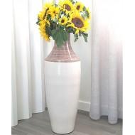Grand vase terre cuite