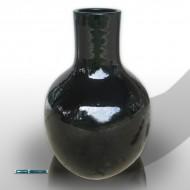 Grande Vase boule en glaçure