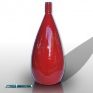 Vase with spout