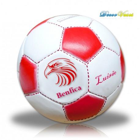 alcancía balón del Benfica