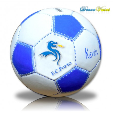 piggy bank soccer ball Porto
