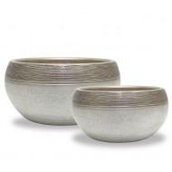 zylindrische Vase
