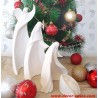 Weihnachtskrippe (4-teilig)