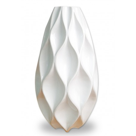 rhombus decorative vase