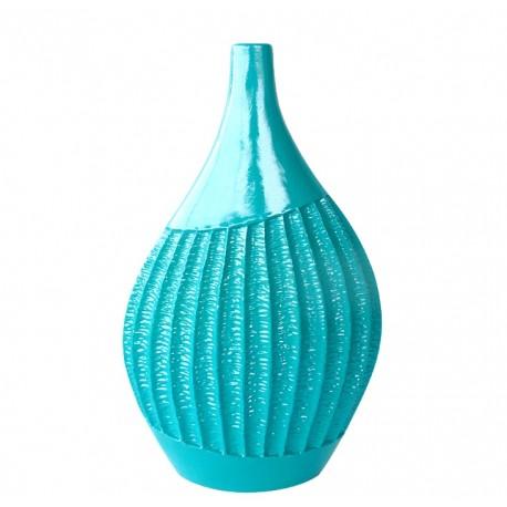 Ocean wave vases