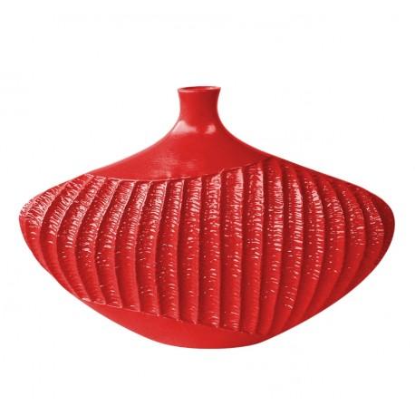 Wavy ocean boat vases