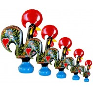 Original Barcelos traditional rooster