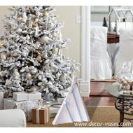 Crèche de Noël abstrait