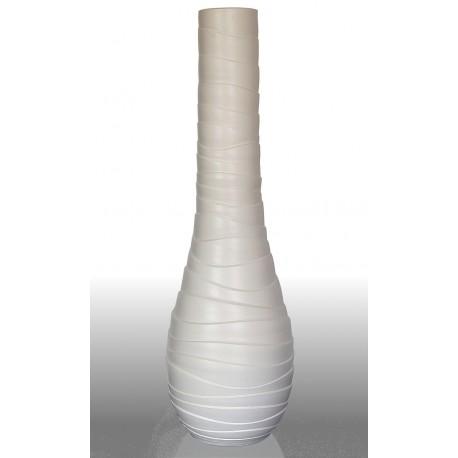 vase terre cuite vagues