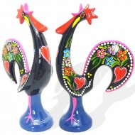 The rooster of Barcelos singer