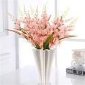 Vase décoratif de mouchoir